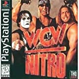 WCW Nitro [T] Sony Playstation 1 PS1 PSX Game