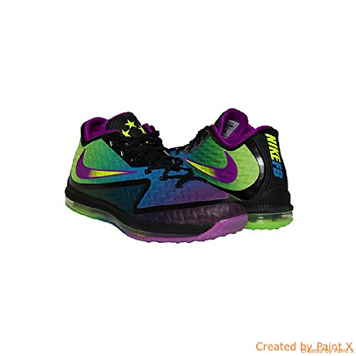 Nike Mens Field General 2 Scarpe Da Basket Viola