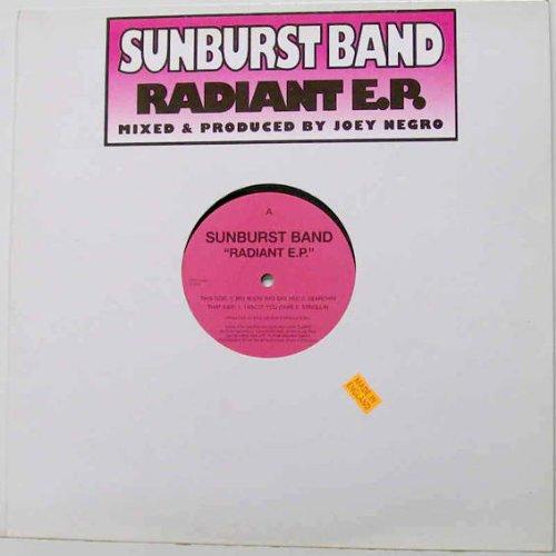Sunburst Band, The - Radiant EP - Z Records - ZEDD 12 044 - Zedd Vinyl