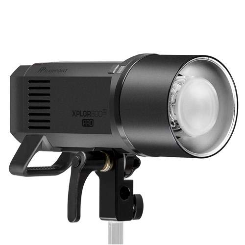 Flashpoint XPLOR 600PRO HSS Battery-Powered Monolight with Built-in R2 2.4GHz Radio Remote System (Bowens Mount) by Flashpoint (Image #2)