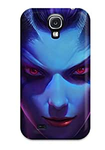 Anna Paul Carter Galaxy S4 Hybrid Tpu Case Cover Silicon Bumper Dota 2