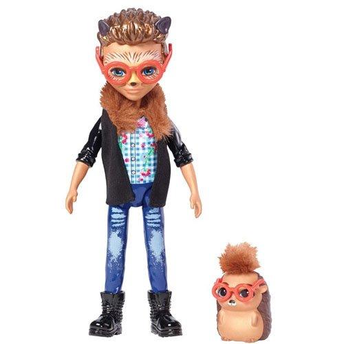 Zoey Ranch - Enchantimals Hixby Hedgehog Doll & Pointer