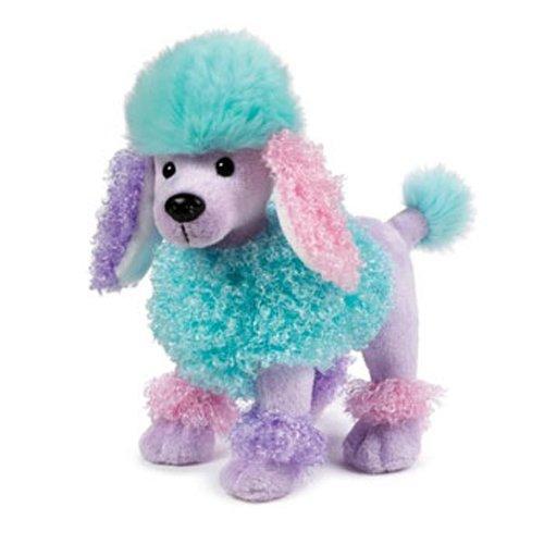 (Webkinz Poofy Poodle 8.5
