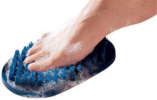 (EasyComforts Soapy ToesTM Foot Scrubber)