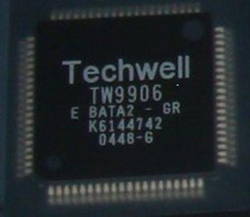 1 Piece X Tw9906 Techwell