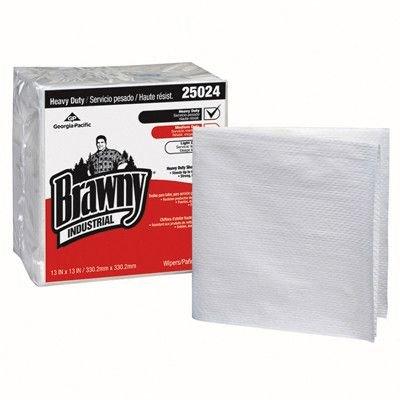 TG-860 Heavy-duty trimestre Fold Toallas de tienda de en color blanco: Amazon.es: Hogar