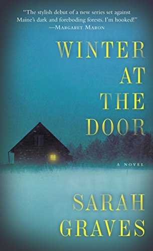 Winter at the Door: A Novel (Lizzie Snow Book 1)