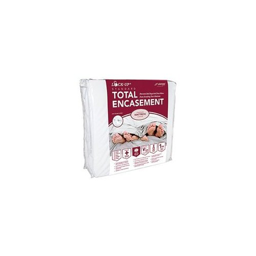 Jt Eaton 83FULENC Jt Eaton Bed Bug Lock-Up Total Encasement Mattress Cover, Full