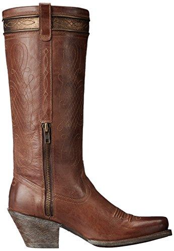 Ariat Kvinners Treenighet Western Cowboy Boot Chai