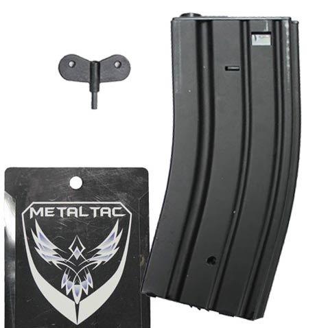 MetalTac M4/M16 300 Round Hi-Cap AEG Airsoft Magazine (Hi Capacity Magazine)