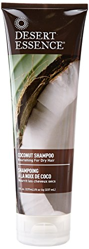 Desert Essence Kokosnuss Shampoo 250 ml