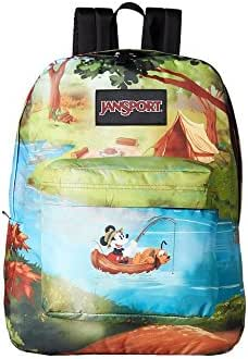 Jansport Backpack Disney High Stakes Mochila para Hombre Multi Talla Unitalla