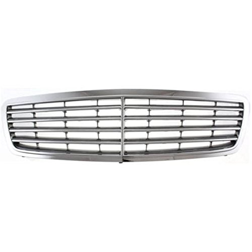OE Replacement Mercedes-Benz Grille Assembly (Partslink Number MB1200133)