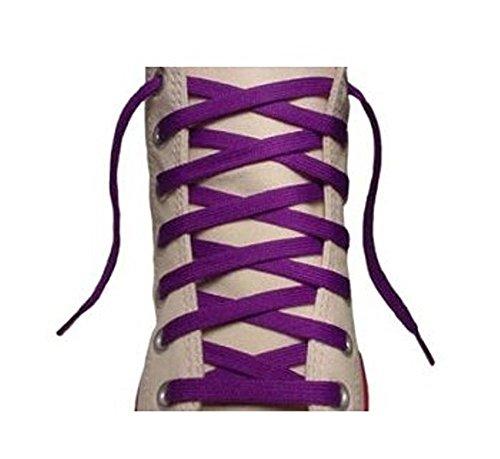 Flat Shoelaces 3/8