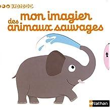 Mon imagier des animaux sauvages - Nº 10