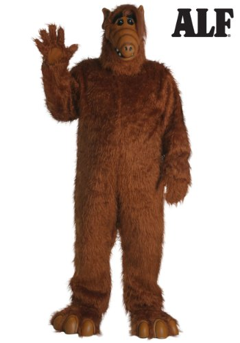Goat Costume Billy Adults (Fun Costumes mens Alf Costume)