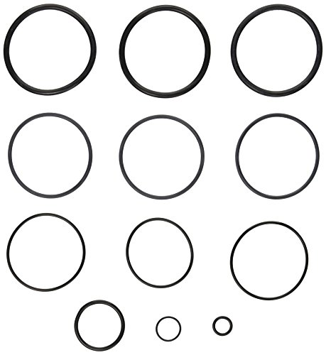 (Zodiac R0358000 O-Ring Replacement Kit for Select Zodiac D.E. and Cartridge Pool and Spa)