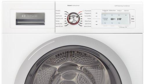 Bosch wty87701 home professional wärmepumpentrockner a u2013 probleme