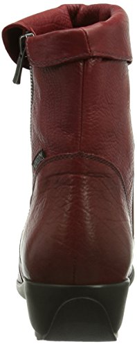 Stivaletti Oxblood Mephisto 7988 Rosso Texas Seddy Donna Oxblood Rot qgOIR