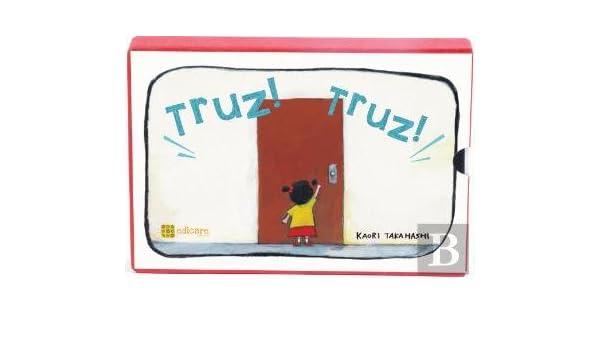 Truz! Truz! (Portuguese Edition): Kaori Takahashi: 9789896793777: Amazon.com: Books