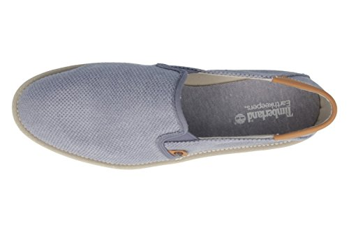 Timberland City Shuffler_city Shuffler Fabric Slip - Mocasines Hombre Azul