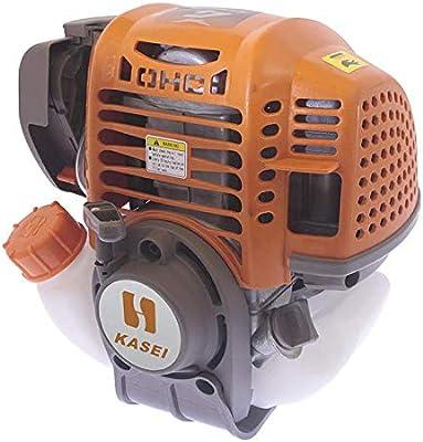 Kasei Motor de Gasolina 140fa 37cc 4T para desbrozadora: Amazon.es ...