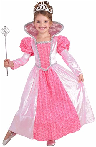 Forum Novelties Princess Rose Costume, Small -