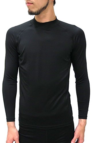 適度に軽く中絶[マルカワジーンズパワージーンズバリュー] アンダーシャツ メンズ 長袖 コンプレッション スポーツインナー ブランド