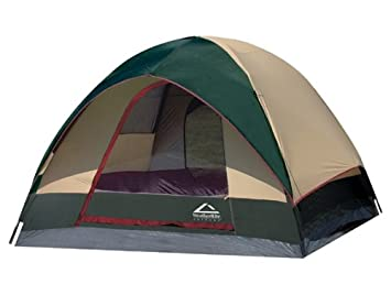 WeatherRite Fast-Pitch 9- by 9-Foot Four-Person Tent  sc 1 st  Amazon.com & Amazon.com : WeatherRite Fast-Pitch 9- by 9-Foot Four-Person Tent ...
