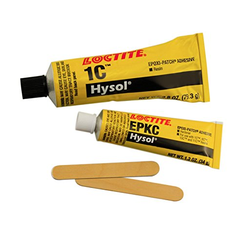 Loctite 83200/1373425 1C Hysol Two Component Epoxy Adhesive Kit, White -2 pack by Loctite (Image #3)