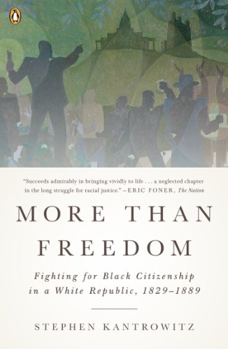 More Than Freedom: Fighting for Black Citizenship in a White Republic, 1829-1889 (Penguin History American Life)