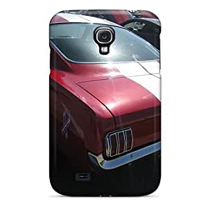 New Mustang Fastback Tpu Case Cover, Anti-scratch UQzjNpL6309uSXSb Phone Case For Galaxy S4