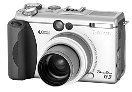 Canon PowerShot G3 Camera WIA Drivers Update