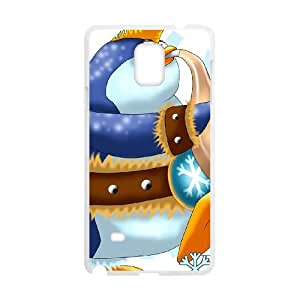 Samsung Galaxy Note 4 Cell Phone Case White Donkey Kong Country Tropical Freeze SUX_126478