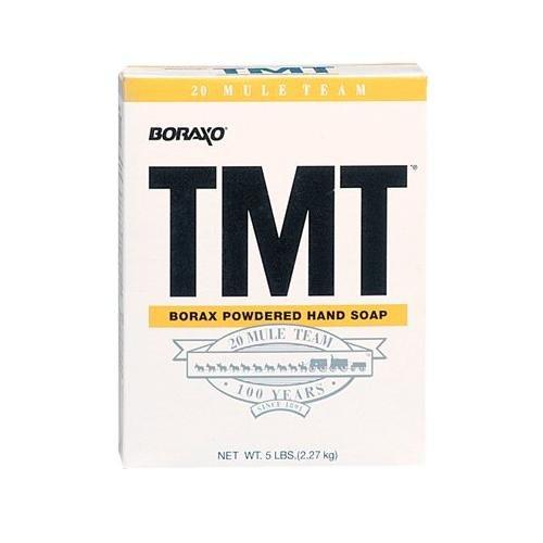 DIAL 02561 TMT POWDER HAND SOAP BX 10/5 LB
