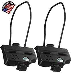 Hildozine Professional Caddy for Pocket Wizard Remote Transceivers MADE IN USA Pack of 2