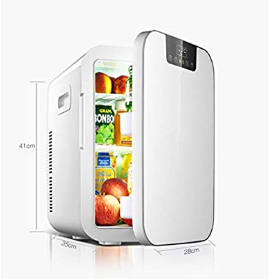 YIWANGO Portátil Refrigerador Pantalla LED Fácil De Limpiar Nevera ...