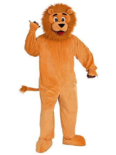 Adult Mascot Costumes (Forum Novelties Lion Mascot Costume For Adults)