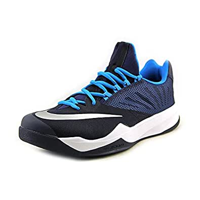 Nike Zoom Run the One Men's Basketball Shoe (055, Navy/Wht)