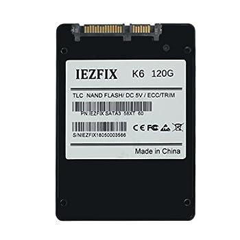 Iezfix Ssd 120gb Sata 3 Iii Internal Solid State Drive Tlc Nand Flash (2.5 Inch 7mm H) For Desktop Laptop (120gb) 2