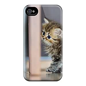 Cute High Quality Samsung Galaxy S5 I9600/G9006/G9008 Small Cat Cases