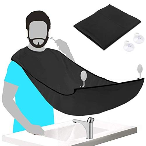 JASSINS Shaving Hair Clippings Catcher Grooming