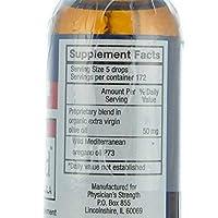 Physician's Strength Oil of Oregano (100% Wild)