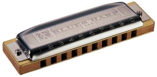 Hohner Blues Harp M533066 Arm/ónica en clave de FA