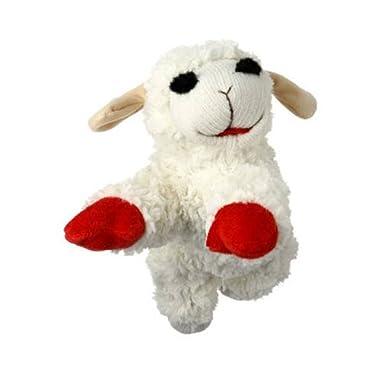 Multipet Lamb Chop 10  (Pack of 3)