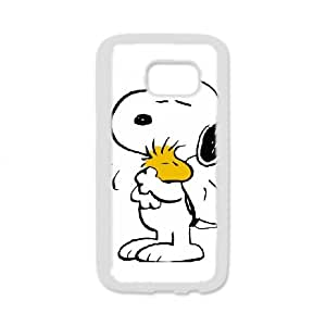 Cell Phone case Snoopy Cover Custom Case For Samsung Galaxy S7 MK9Q600727