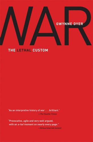 Read Online War: The Lethal Custom PDF ePub ebook
