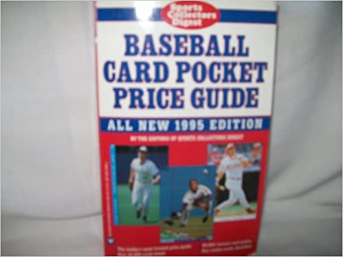 Sports Collectors Digest Baseball Card Pocket Price Guide Sports