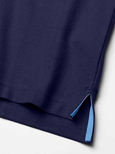 IZOD Men's Advantage Performance Short Sleeve Solid Polo 3