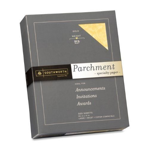 (24 lb. Parchment Specialty Paper (Box of 500))